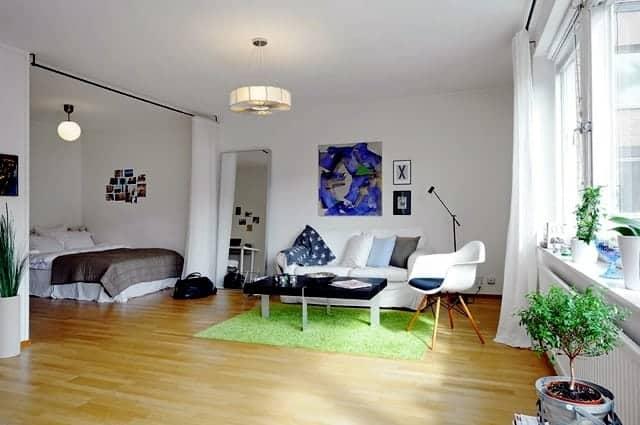Interior Design Apartemen