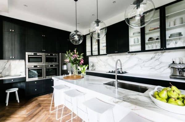 8 Ide Kabinet Dapur Modern Menyegarkan Interiordapur Com