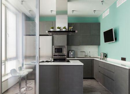 dapur rak atas dangkal