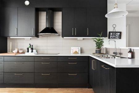 kitchen set kabinet dapur atas tertutup