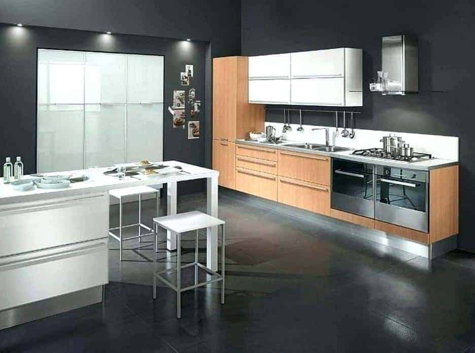 kitchen set kontras