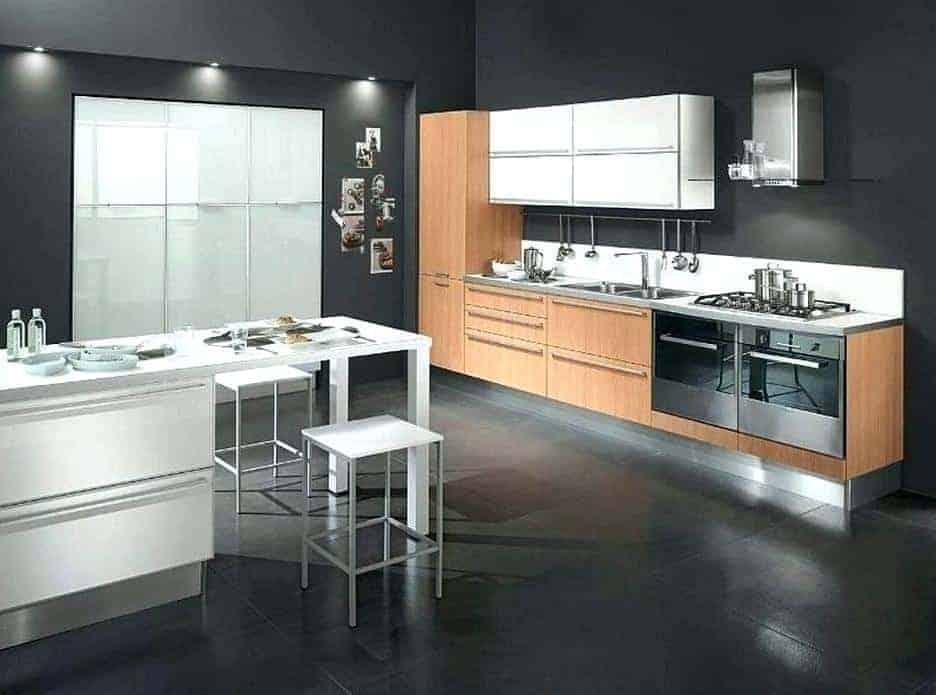 kitchen set kontras